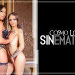 Clara Mia displays new levels of nastiness in small orgy for SINematica