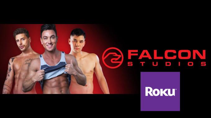 Falcon Studios Content Now Available Through Roku