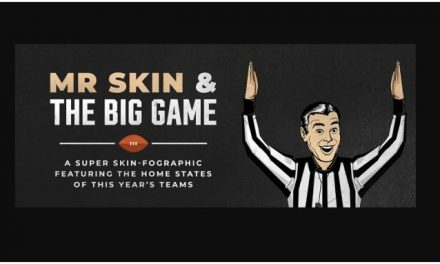 Mr. Skin, Mr. Man Unveil Sexy Super Bowl Infographics