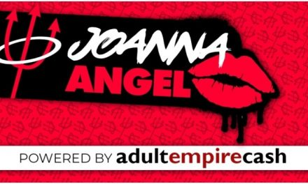 Joanna Angel, AdultEmpireCash Partner on Official Site Launch