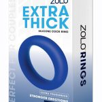 Zolo Extra Thick Silicone Cock Ring – XGen Products