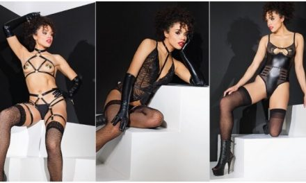 Coquette Introduces '2021 Darque' Lingerie Collection